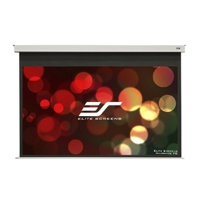 "ELITE SCREENS plátno roleta 99"" (251,5 cm)/ 1:1/ 177,8 x 177,8 cm/ Gain 1,1/ case bílý"